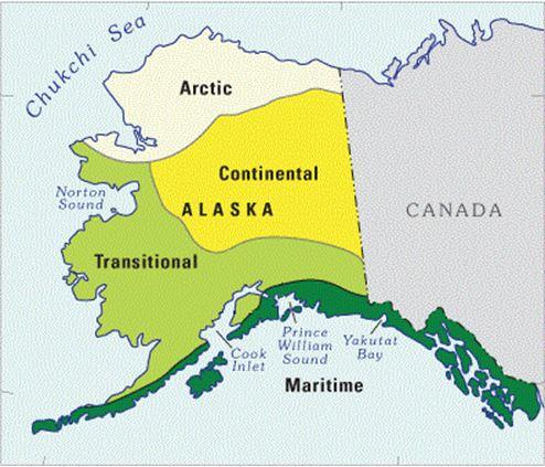 Alaska Newspapers