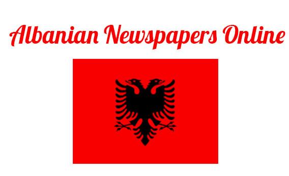 Albanian Newspapers Online