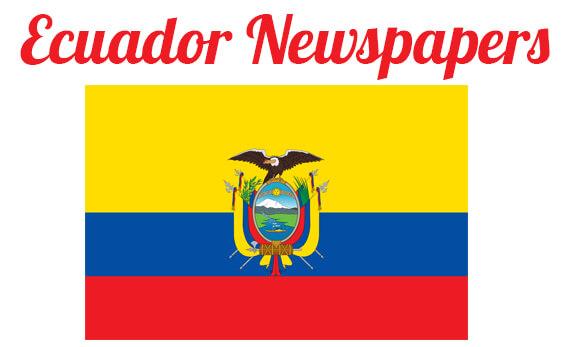 Ecuador Newspapers