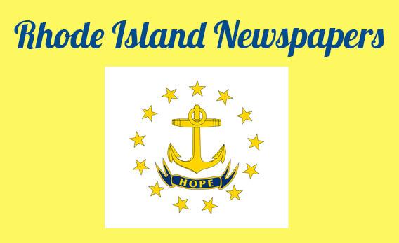 Rhode Island Newspapers