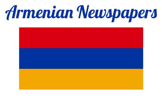 Armenian Newspapers